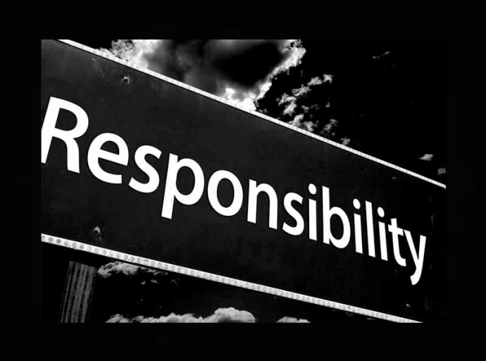 You Are Responsible For You